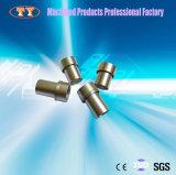 Части оборудования CNC частей точности нержавеющей стали поворачивая подвергая механической обработке