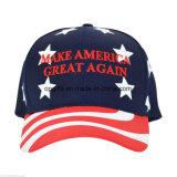 Cutomized promotionnel de 5 à 6 panneaux bouchon sport Hat