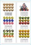 4 بوصة طباعة زاهية [بو] [أنتيسترسّ] كرة قدم إجهاد كرة لأنّ [وورلد كب] [أم] أسلوب