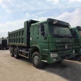 Sinotruk HOWO LHD 336/371HP 덤프 트럭 사용된 트럭