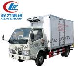 Jmc 4X2 pequeno veículo Van de Refrigeração