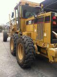 Utilisé caterpillar 160h niveleuse original de niveleuse à moteur Cat 160h