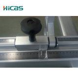 El vector de desplazamiento de madera manual del corte de la precisión 650kg vio la máquina