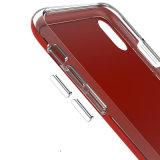 Nueva cubierta de la caja del teléfono móvil de la llegada para el iPhone X