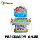 Máquina de fichas de lujo de la diversión de la arcada de la máquina de juego de baloncesto
