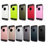 2017 Venta directa de fábrica del teléfono móvil de moda Cubierta para el iPhone 8/Nota8
