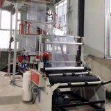 máquina soplada de la película del plástico de polietileno del Ce de 1200m m para los bolsos de basura grandes de la talla