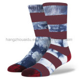 Яркие носки причудливый людей цвета 200n