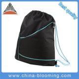 Облегченный выдвиженческий мешок вкладыша гимнастики Backpack Drawstring мешка спорта