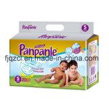 Produits pour bébé avec des couches jetables Clothlike Film Grade A