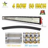 8d imprägniern 744W 42inch LED hellen Stab für Jeep-LKW