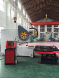 Vector que introduce profundo del CNC de la prensa de potencia de la garganta, máquina automática del alimentador para las pequeñas latas
