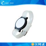 13,56 Мгц водонепроницаемые часы с круглой головкой смотреть на запястье RFID плечевой лямки ремня безопасности