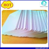 Cartão em branco inteiro da venda Cr80 RFID