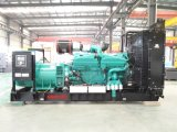 diesel van 1000 kVACummins Generator met Goedgekeurd Ce