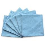 China mejor fábrica de toallas de limpieza de microfibra para coche