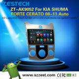 Zestech KIA Shuma 또는 장점 또는 Cerato를 위한 인조 인간 차 DVR 대쉬보드 GPS