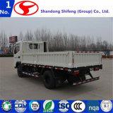 8トンのLcvの貨物自動車の商業か軽いか平らか新しくまたは媒体または事務用品または熱い販売法または平面トラック