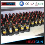 Plastik1600W schweißgerät-Heißluft-weichlötende Gewehr