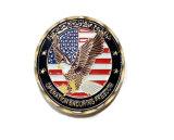 De HerdenkingsMuntstukken van de Legering van het Zink van de douane/de Militaire Muntstukken van het Metaal