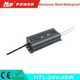 alimentazione elettrica di commutazione del trasformatore AC/DC di 24V 3A 80W LED Htl