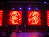 P10 en la pantalla LED de exterior para el negocio de alquiler en el estadio