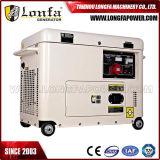 Высокое качество 50Гц 7.5kVA Anditiger Silent дизельного двигателя 6 квт дизельный генератор