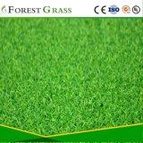 高品質15mmの厚さの屋外の人工的なパット用グリーンの泥炭