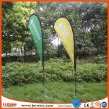 Bandierine e bandiere promozionali portatili esterne