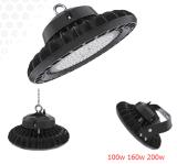 160W lumière élevée de compartiment d'UFO DEL
