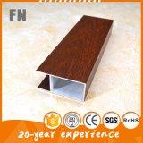 Горячая продажа деревянной отделкой алюминиевый профиль для окон и дверей