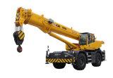 XCMG 50 tonnes officielle du terrain accidenté Crane RT50A