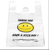 Мешок тенниски HDPE хозяйственной сумки с печатание