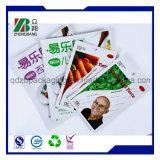 Sachet vide en plastique de sucre de papier d'aluminium de catégorie comestible