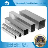 ASTM 202 Сварной стальной трубы квадратного сечения/трубопровода