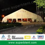 كبيرة خيمة لأنّ [سويمّينغ بوول] مع ألومنيوم بنية