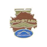 L'exportation vers l'Europe 3D des Trophées et Médailles militaires de la Chine (M-5010) , la Chine usine bon marché d'approvisionnement militaire Médaille de l'armée
