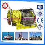 아BS는 10 톤 근해 공기 Winch&#160를 증명했다;