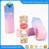 Zoll aufbereitetes dekoratives Papierlippenstift-Behälter-Gefäß