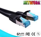 26AWG câble 0.5m/1m/2m/3m/5m de cordon de connexion de ftp Cat5e