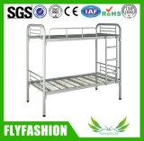 Base di cuccetta piegante del metallo di buona qualità doppia per il dormitorio usato (BD-37)