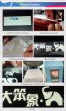백색 색깔 비닐 인쇄할 수 있는 PU 이동 비닐 한국 질 필름