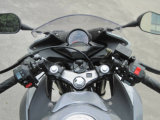 Motocicleta de competência clássica Ycr
