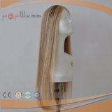 어깨 길이 금발 브라질 머리 유태인 상품 (PPG-l-0444)