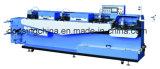 Etiqueta de alta precisión con máquina de impresión de pantalla de cintas de acero inoxidable