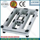 온화한 Steel Frame Weighing Scale 120kg