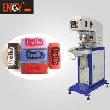 2-tissu numérique couleur Business Card T-shirt Stylo Machine d'impression de la machine de tampographie avec navette pour la vente