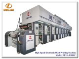 Shaftless駆動機構(DLYA-81000C)が付いている高速自動グラビア印刷の印字機