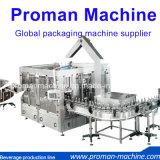自動完全なびんの販売のための純粋な天然水びん詰めにする機械