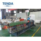 Двойной пластиковый винт Granulation усугубляет машину из Tenda экструдера